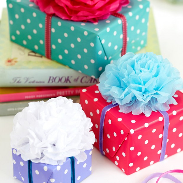 Gift Wrapping Ideas For Every Season