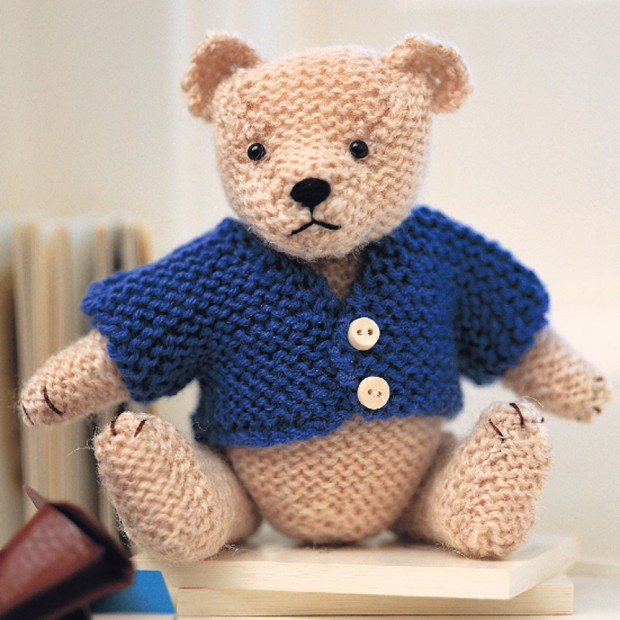 Try Our Smart Teddy Bear Knitting Pattern