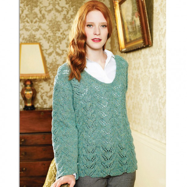 Knitting Pattern For Lace Cardigan : Knitting Patterns Archives - Prima