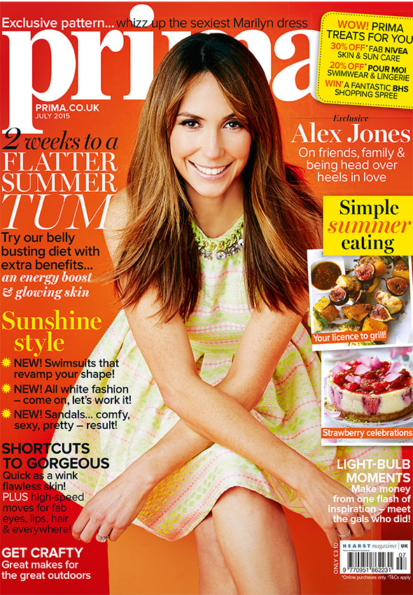 Prima July 2015 issue